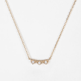 Urban Outfitters Just A Little Bit Necklace