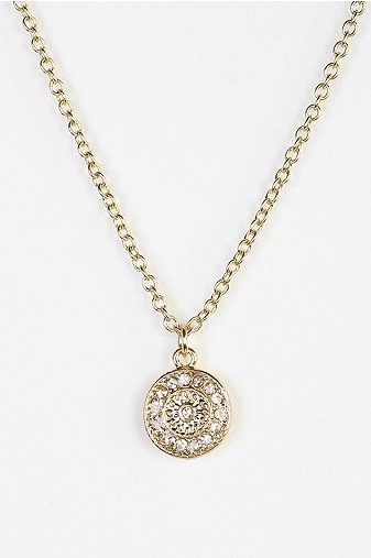 Urban Outfitters Good Karma Necklace