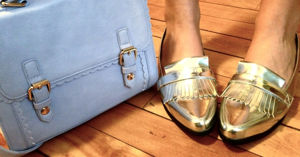 Lilac & Silver
