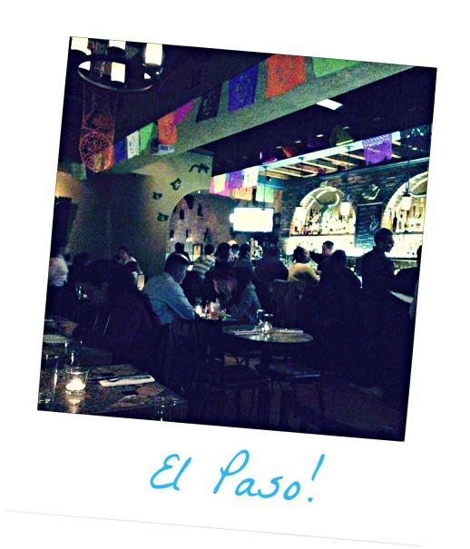 El Paso Cover