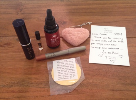 Detox Market Birthday Haul