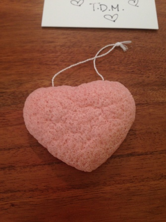 One Love Cleansing Sponge